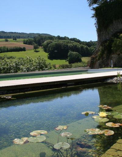 halböff.Naturbad Schloss Kasteln (2)