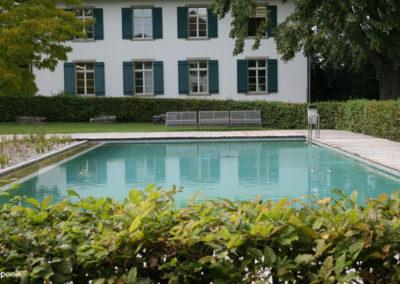 Halböffentliches Biobad Schulheim Neuhof in Birr
